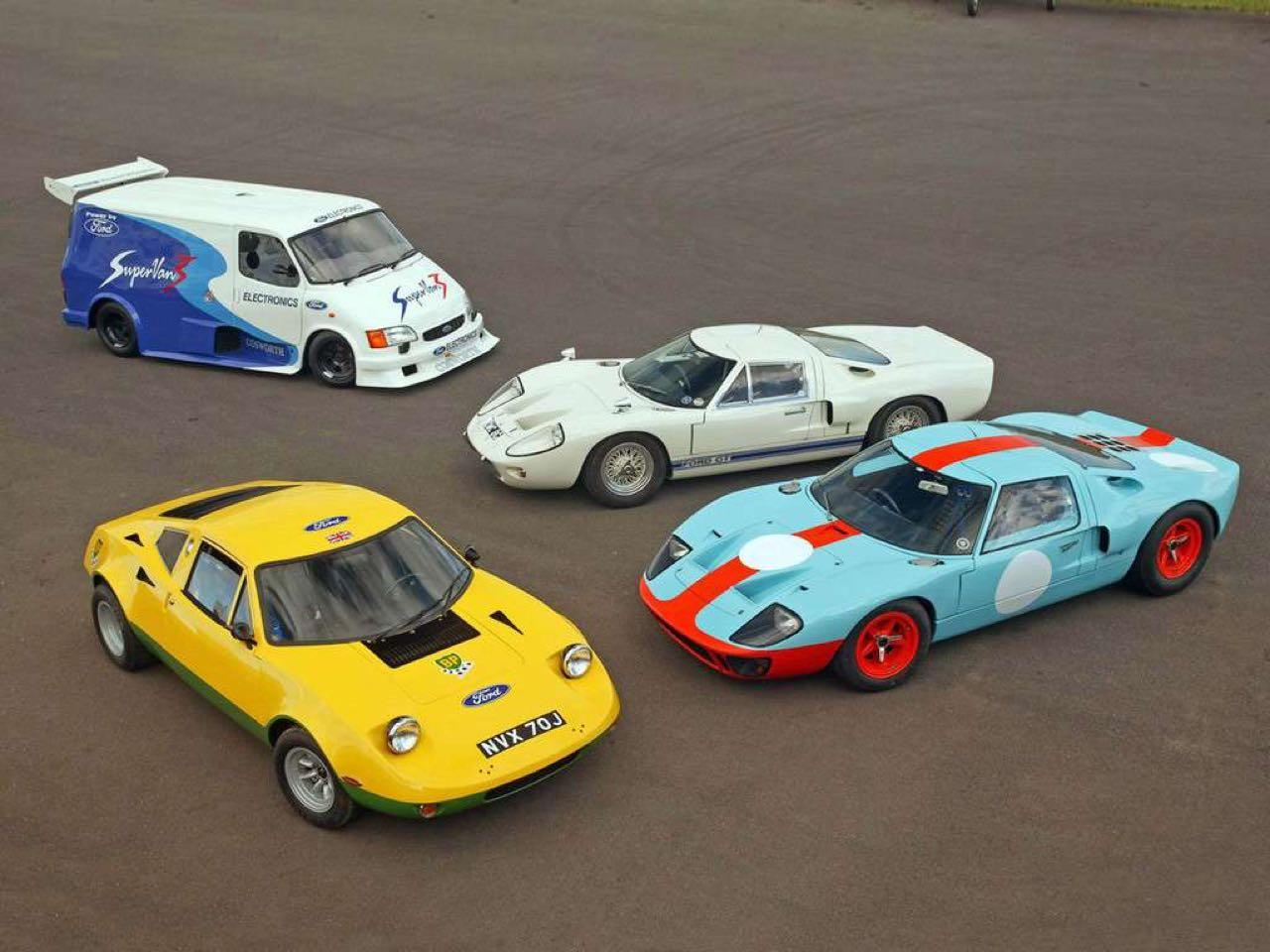 Ford GT70... Après les circuits, le rallye ! 10