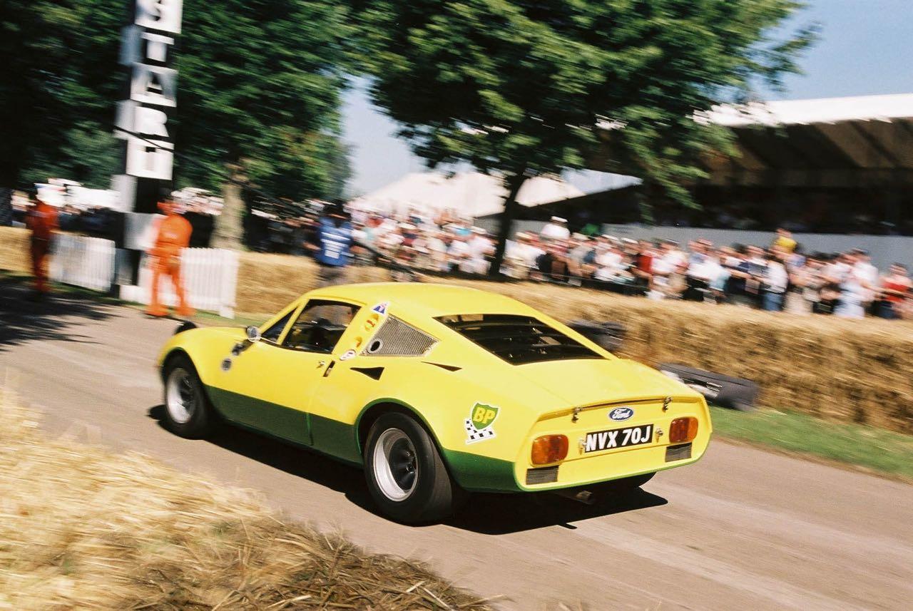 Ford GT70... Après les circuits, le rallye ! 11