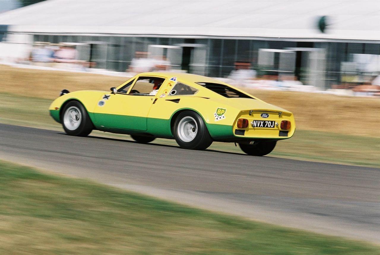Ford GT70... Après les circuits, le rallye ! 3