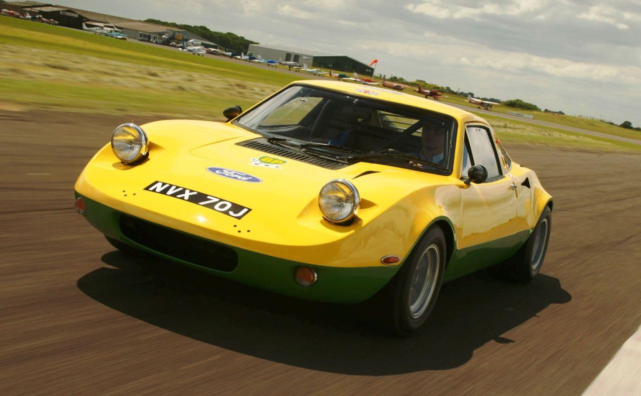 Ford GT70... Après les circuits, le rallye ! 13