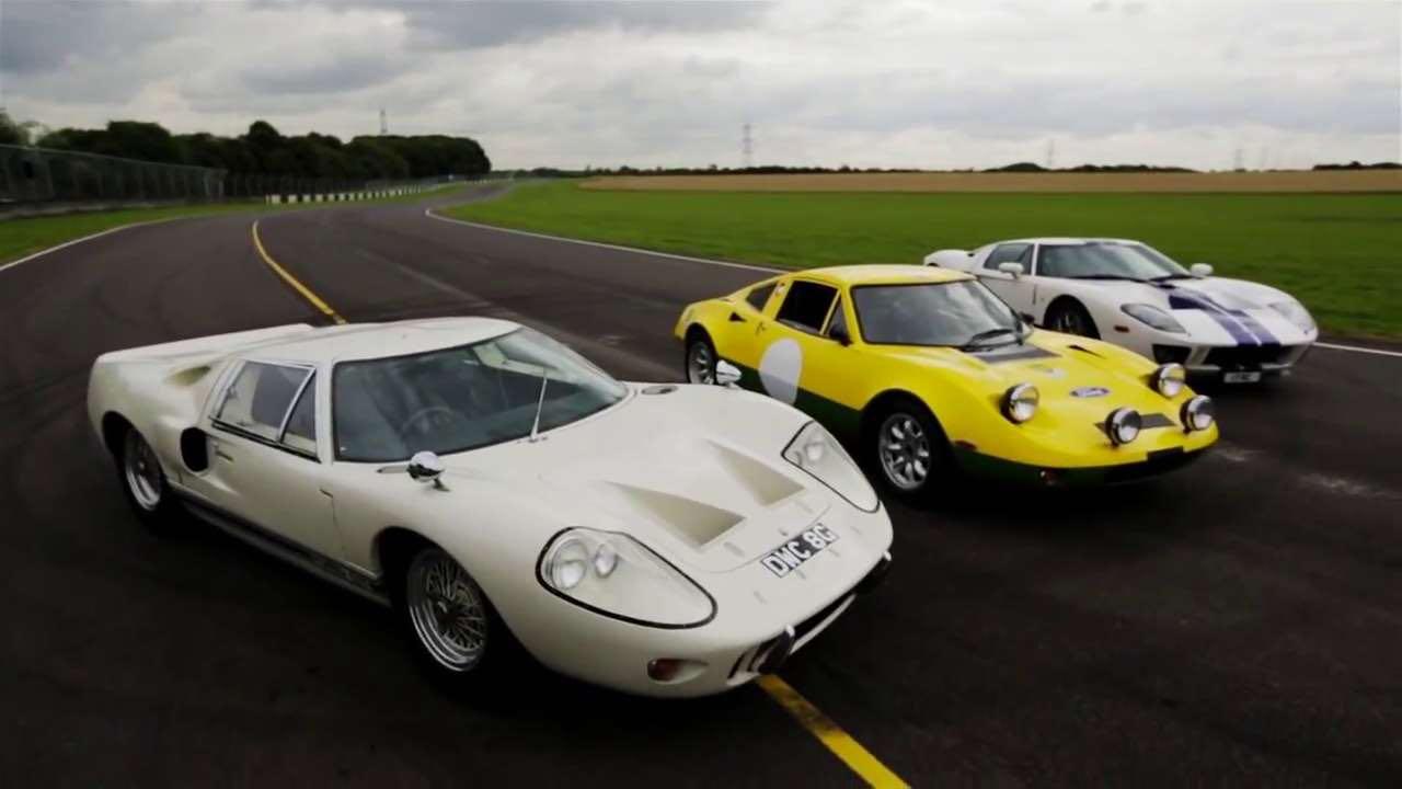 Ford GT70... Après les circuits, le rallye ! 1
