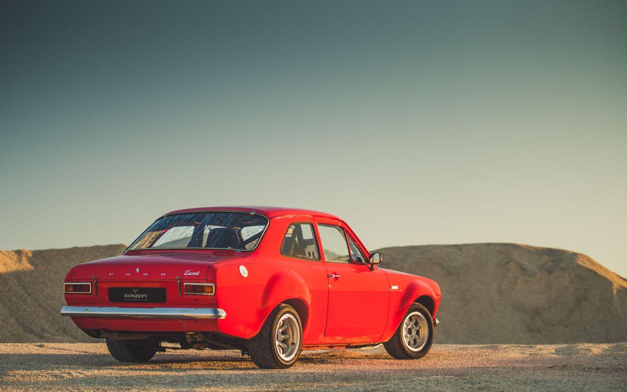 '73 Ford Escort RS 1600... 160 ch/l en atmo ! 65