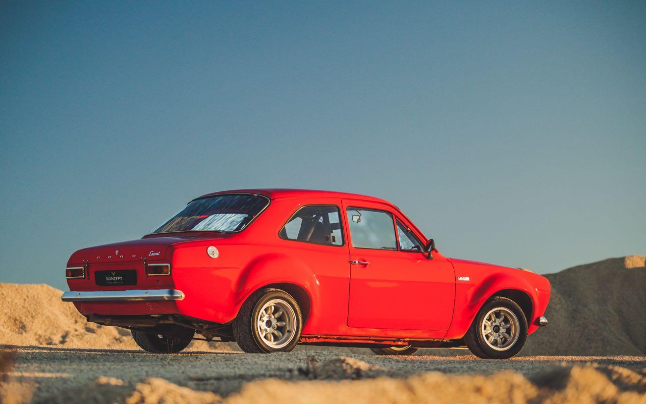 '73 Ford Escort RS 1600... 160 ch/l en atmo ! 71