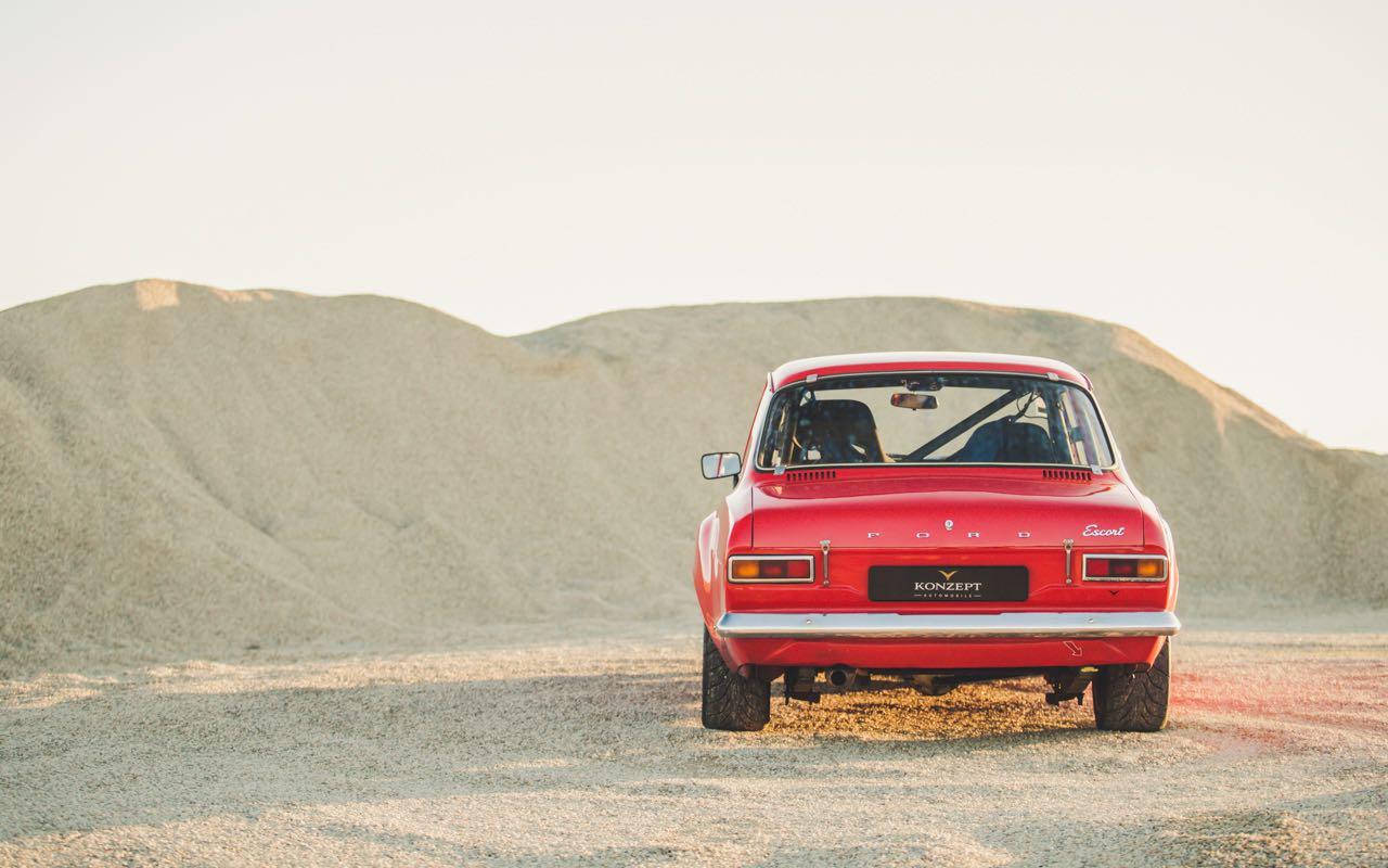 '73 Ford Escort RS 1600... 160 ch/l en atmo ! 60