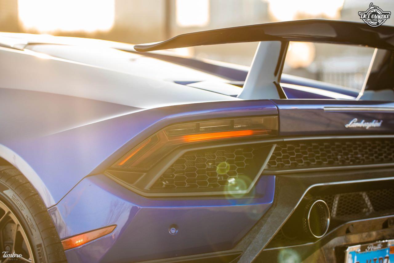 Lamborghini Huracan Performante & Porsche 991 GT3 RS... Atmoféériques ! 25