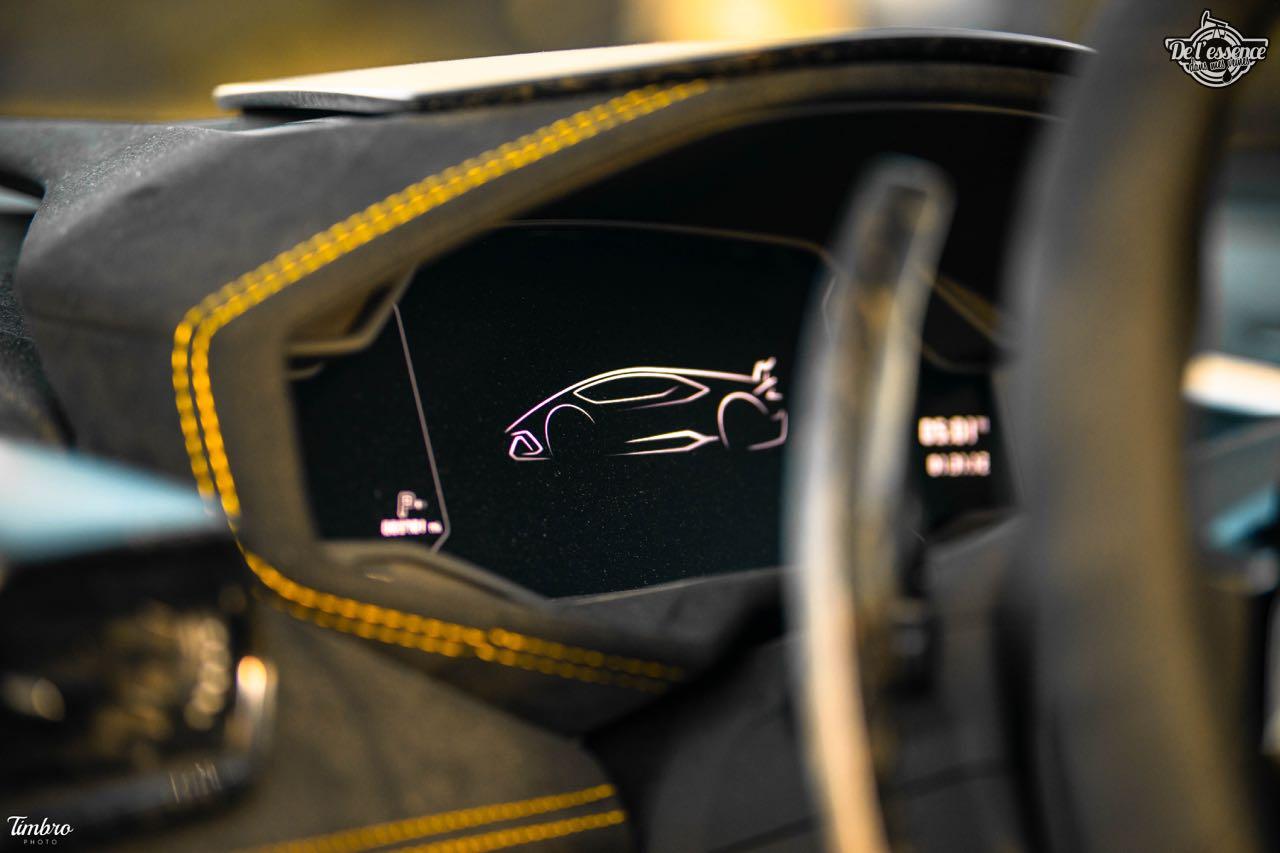 Lamborghini Huracan Performante & Porsche 991 GT3 RS... Atmoféériques ! 30