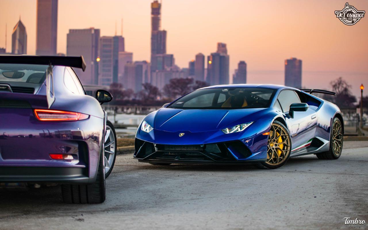 Lamborghini Huracan Performante & Porsche 991 GT3 RS... Atmoféériques ! 18