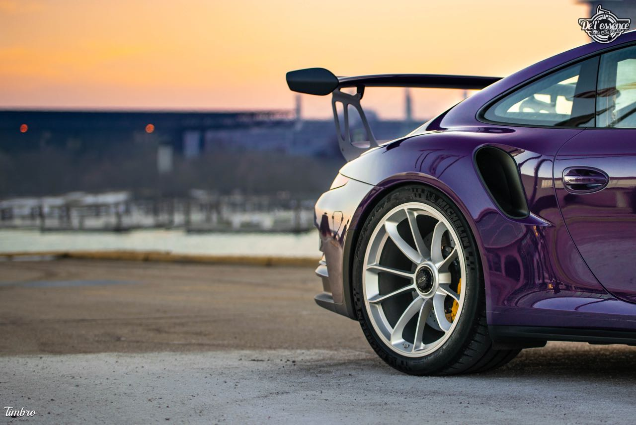 Lamborghini Huracan Performante & Porsche 991 GT3 RS... Atmoféériques ! 3