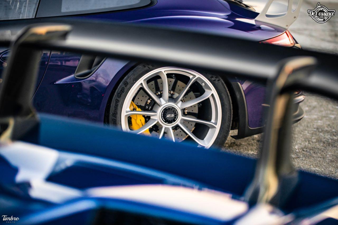 Lamborghini Huracan Performante & Porsche 991 GT3 RS... Atmoféériques ! 19