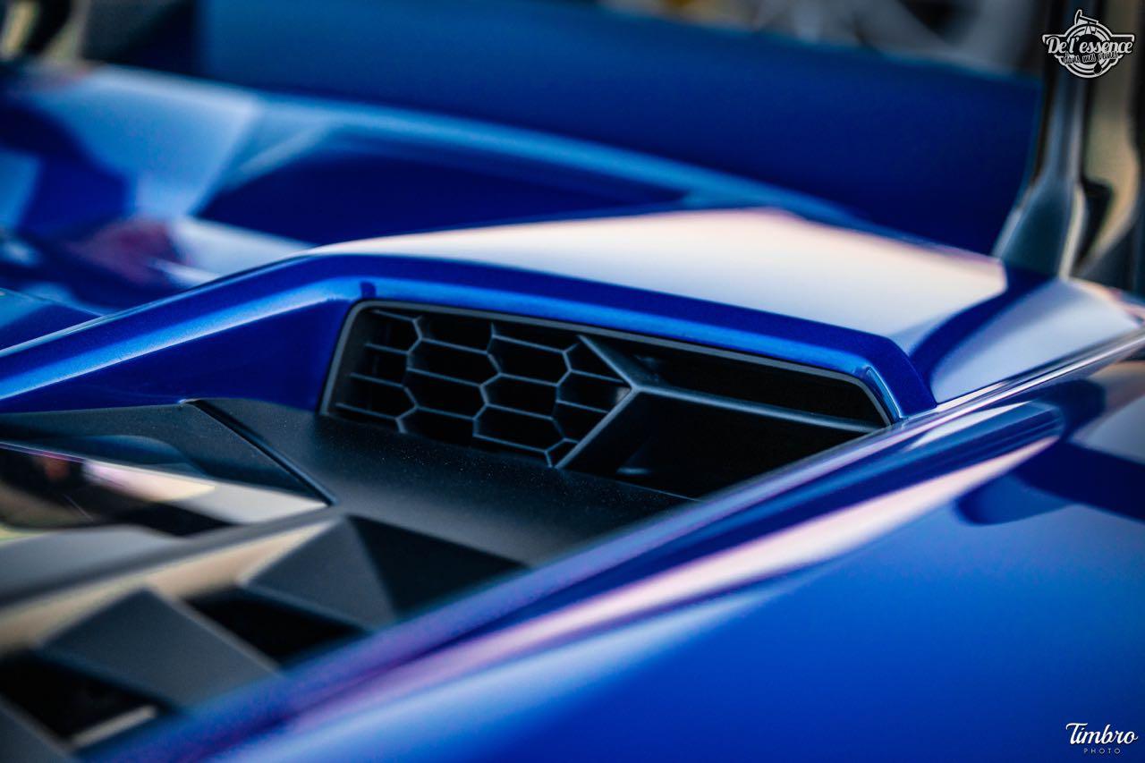 Lamborghini Huracan Performante & Porsche 991 GT3 RS... Atmoféériques ! 21