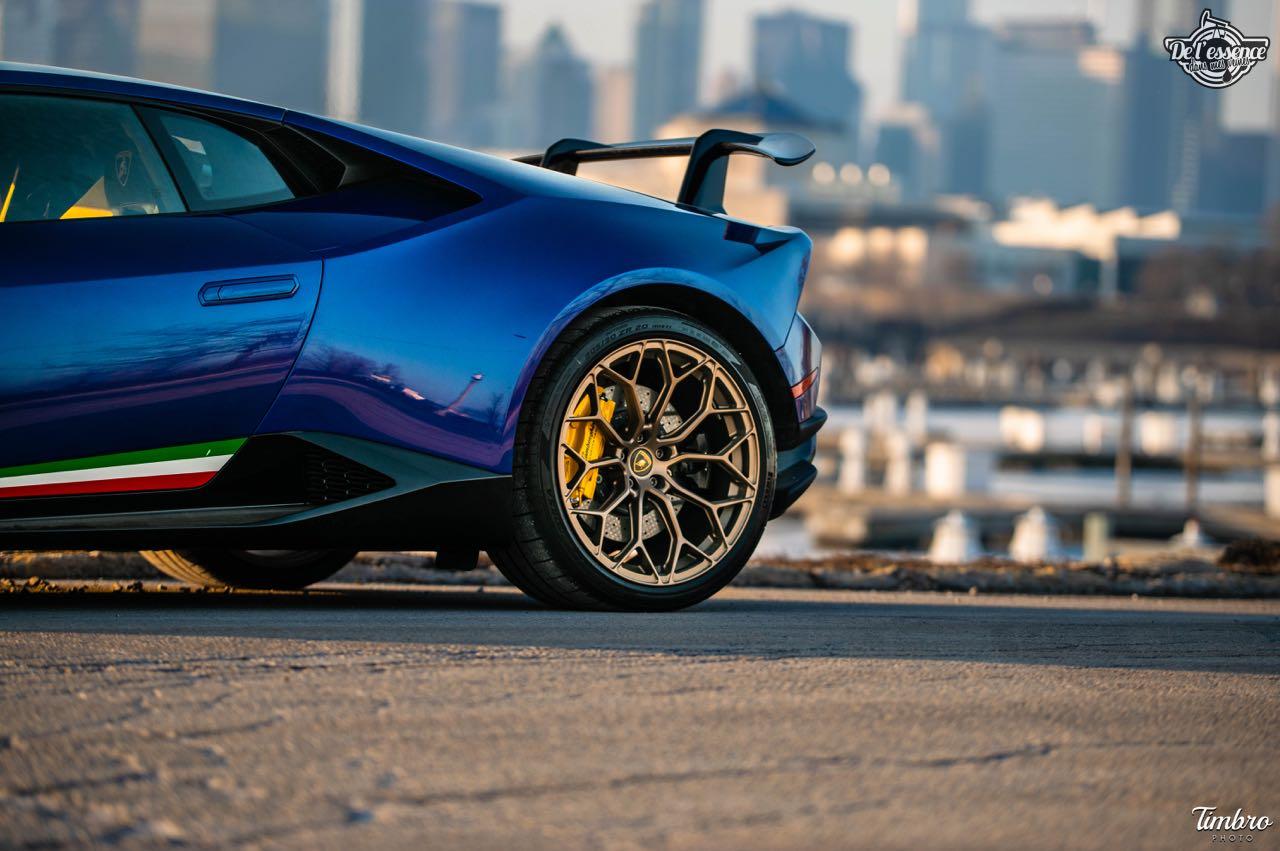 Lamborghini Huracan Performante & Porsche 991 GT3 RS... Atmoféériques ! 15