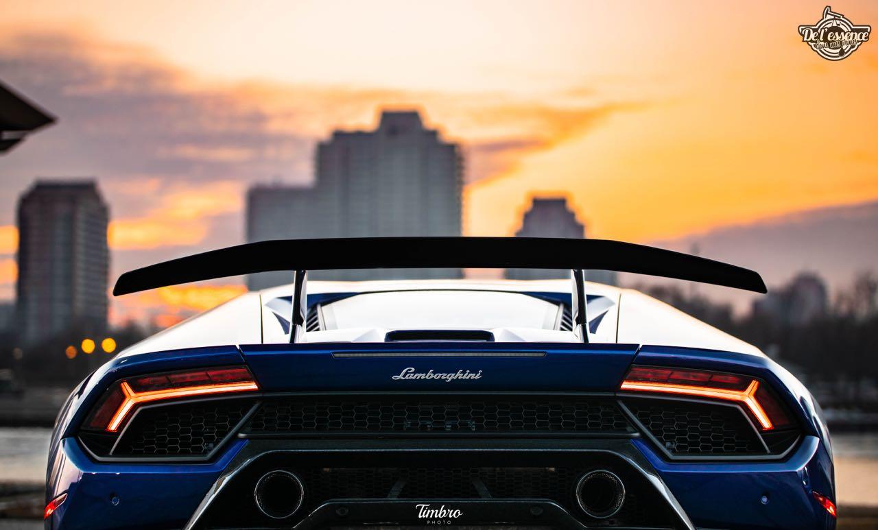Lamborghini Huracan Performante & Porsche 991 GT3 RS... Atmoféériques ! 14