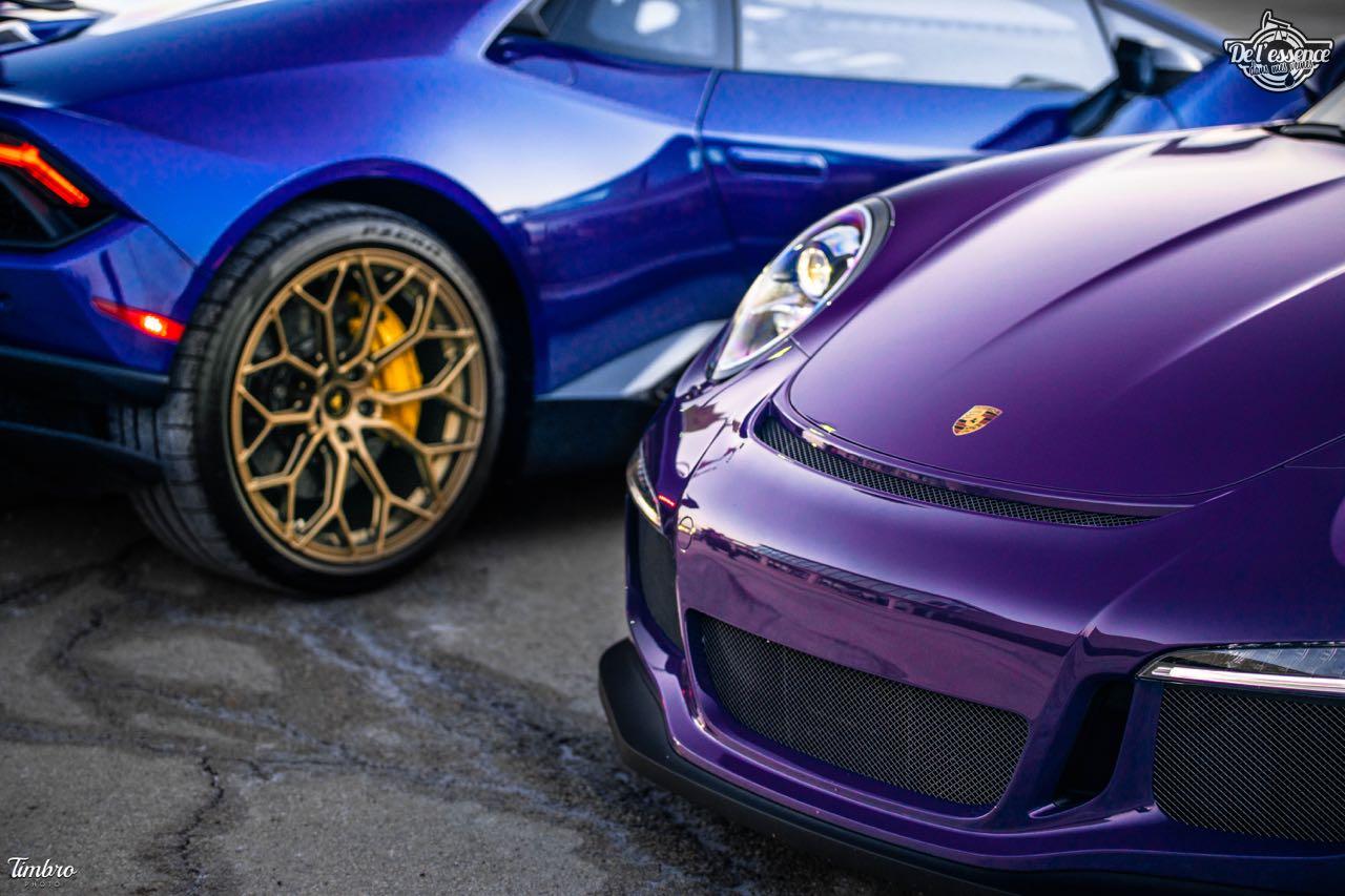 Lamborghini Huracan Performante & Porsche 991 GT3 RS... Atmoféériques ! 17