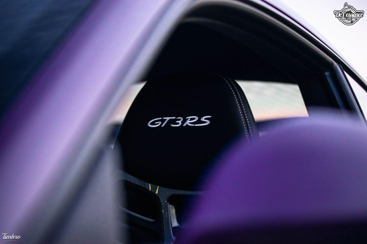 Lamborghini Huracan Performante & Porsche 991 GT3 RS... Atmoféériques ! 4