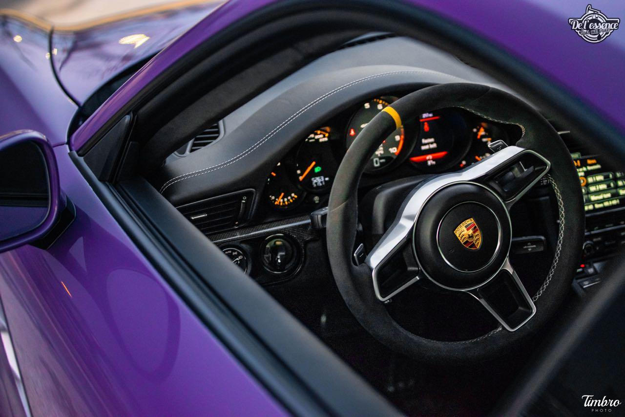Lamborghini Huracan Performante & Porsche 991 GT3 RS... Atmoféériques ! 2