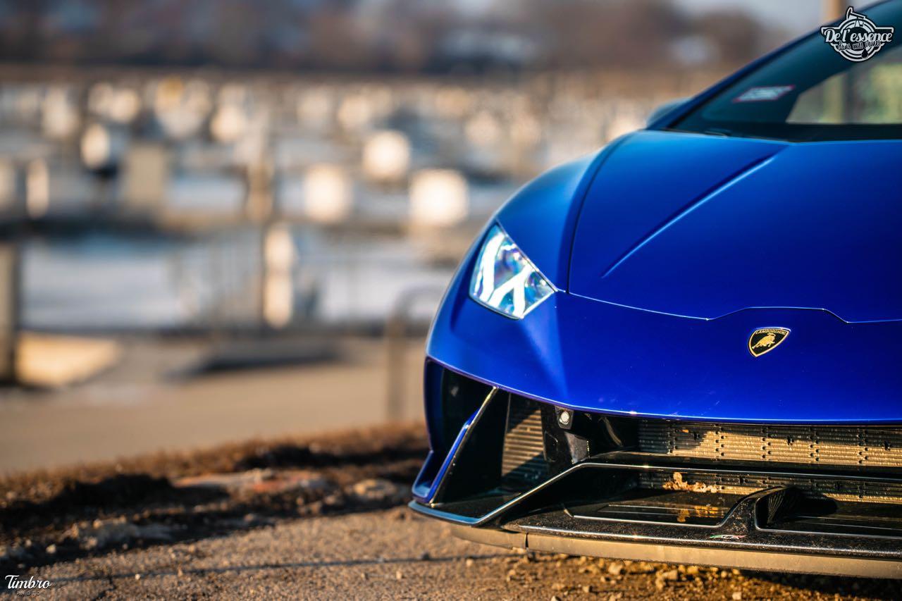 Lamborghini Huracan Performante & Porsche 991 GT3 RS... Atmoféériques ! 11