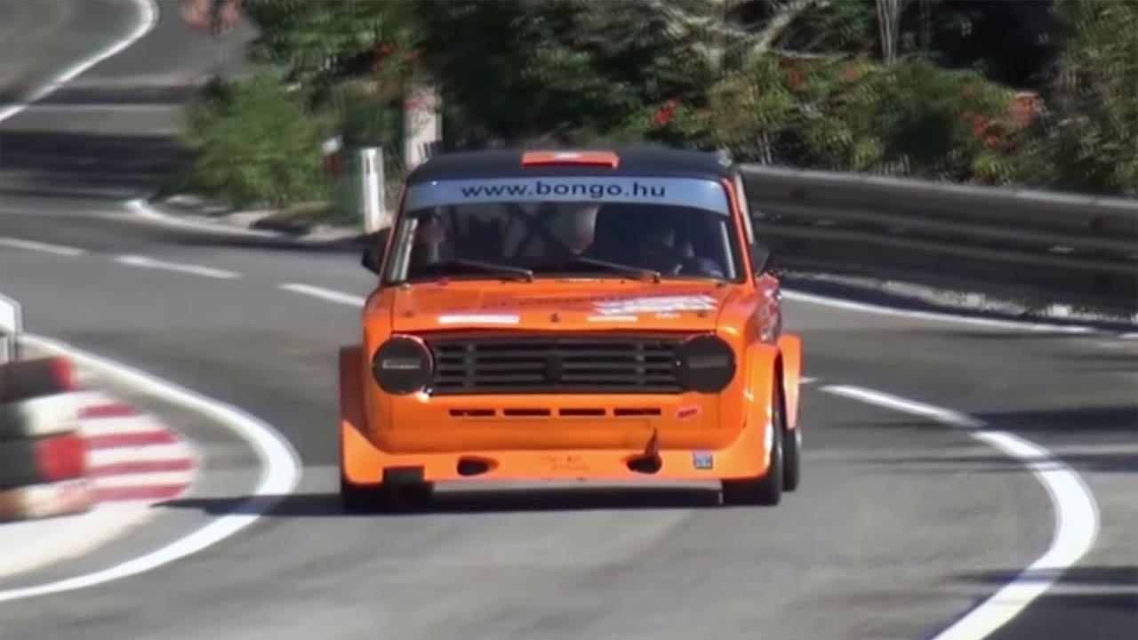 Hillclimb Monster : Lada VFTS... Rigolez pas, c'est une Groupe B ! 2