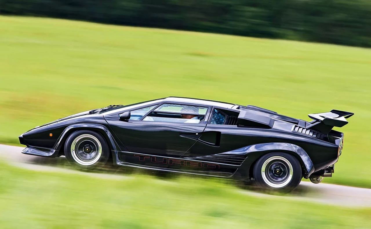 '80 Lamborghini Countach S Turbo... Une belle histoire ! 45