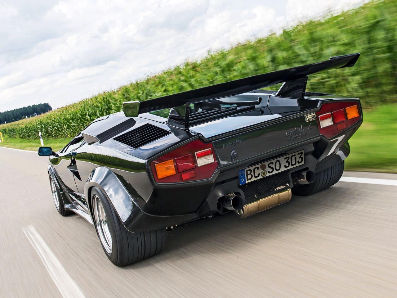 '80 Lamborghini Countach S Turbo... Une belle histoire ! 35