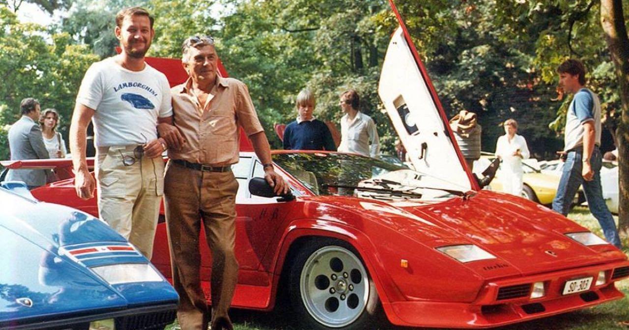 '80 Lamborghini Countach S Turbo... Une belle histoire ! 31