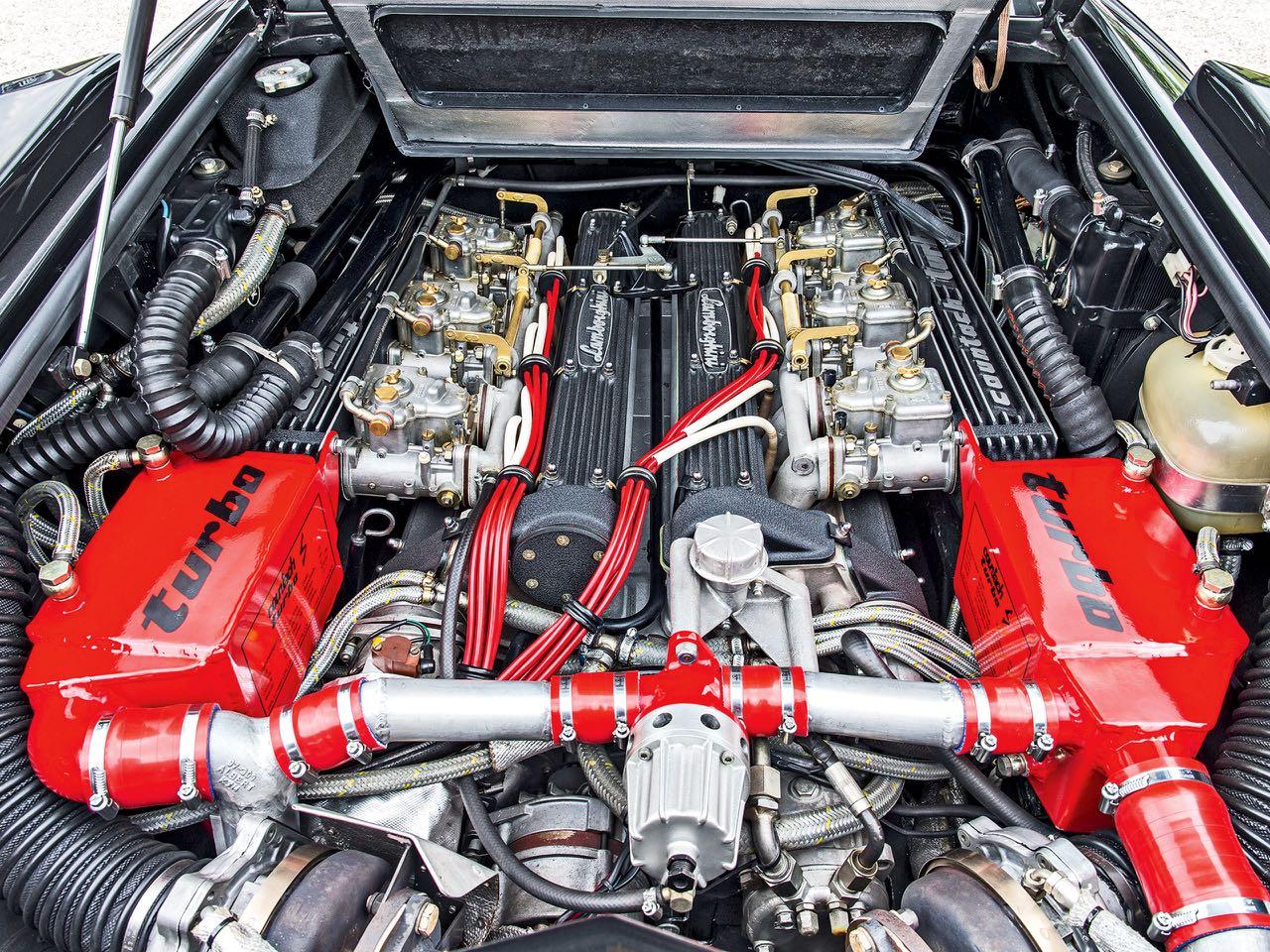 '80 Lamborghini Countach S Turbo... Une belle histoire ! 30