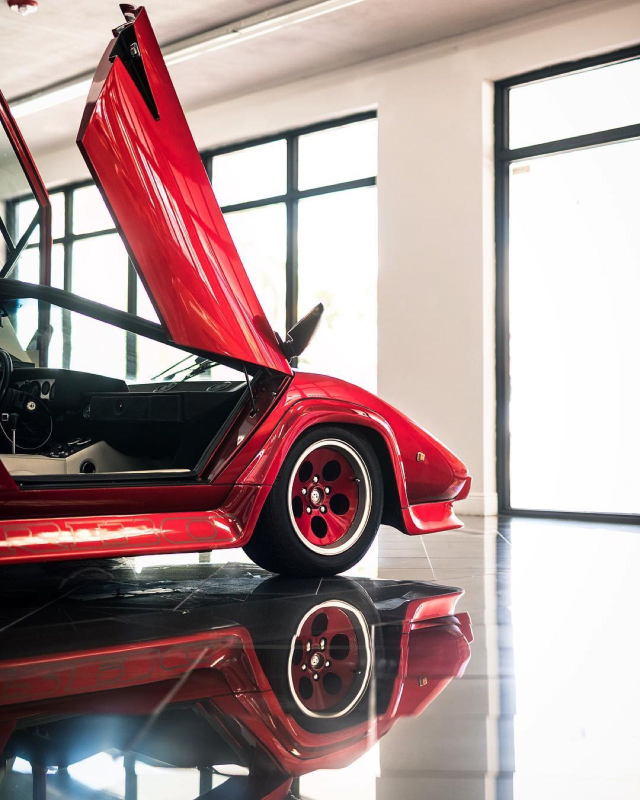 '80 Lamborghini Countach S Turbo... Une belle histoire ! 38