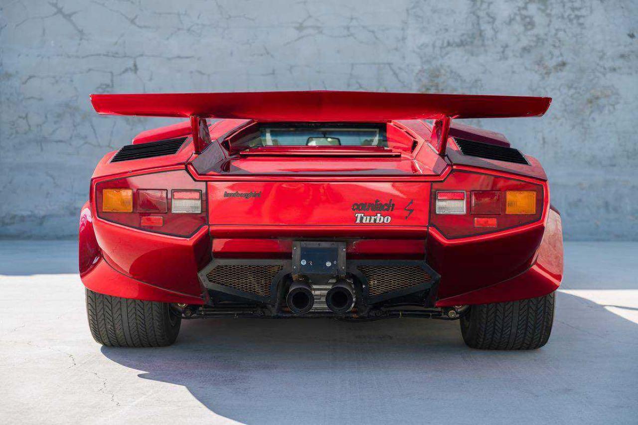 '80 Lamborghini Countach S Turbo... Une belle histoire ! 27