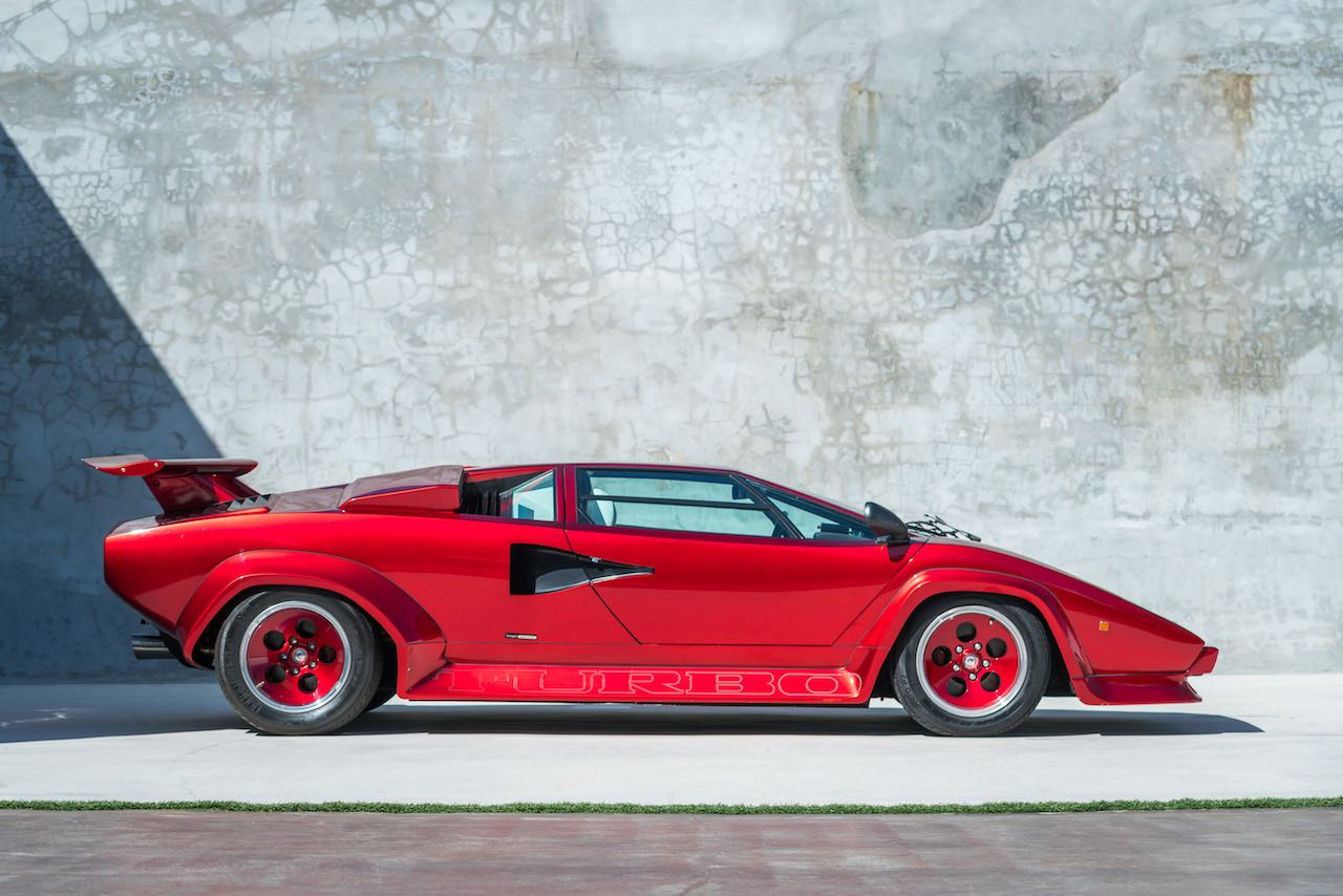 '80 Lamborghini Countach S Turbo... Une belle histoire ! 40