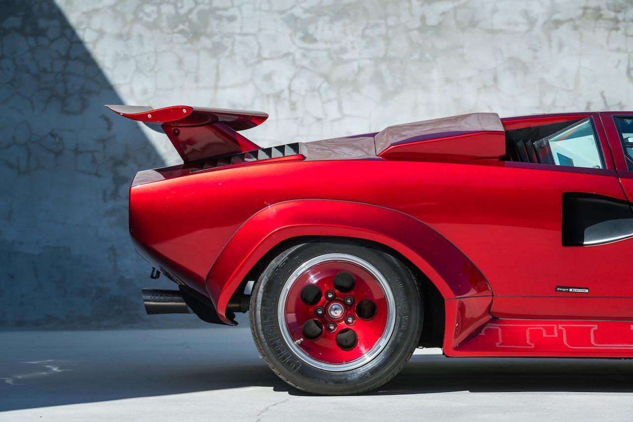 '80 Lamborghini Countach S Turbo... Une belle histoire ! 50