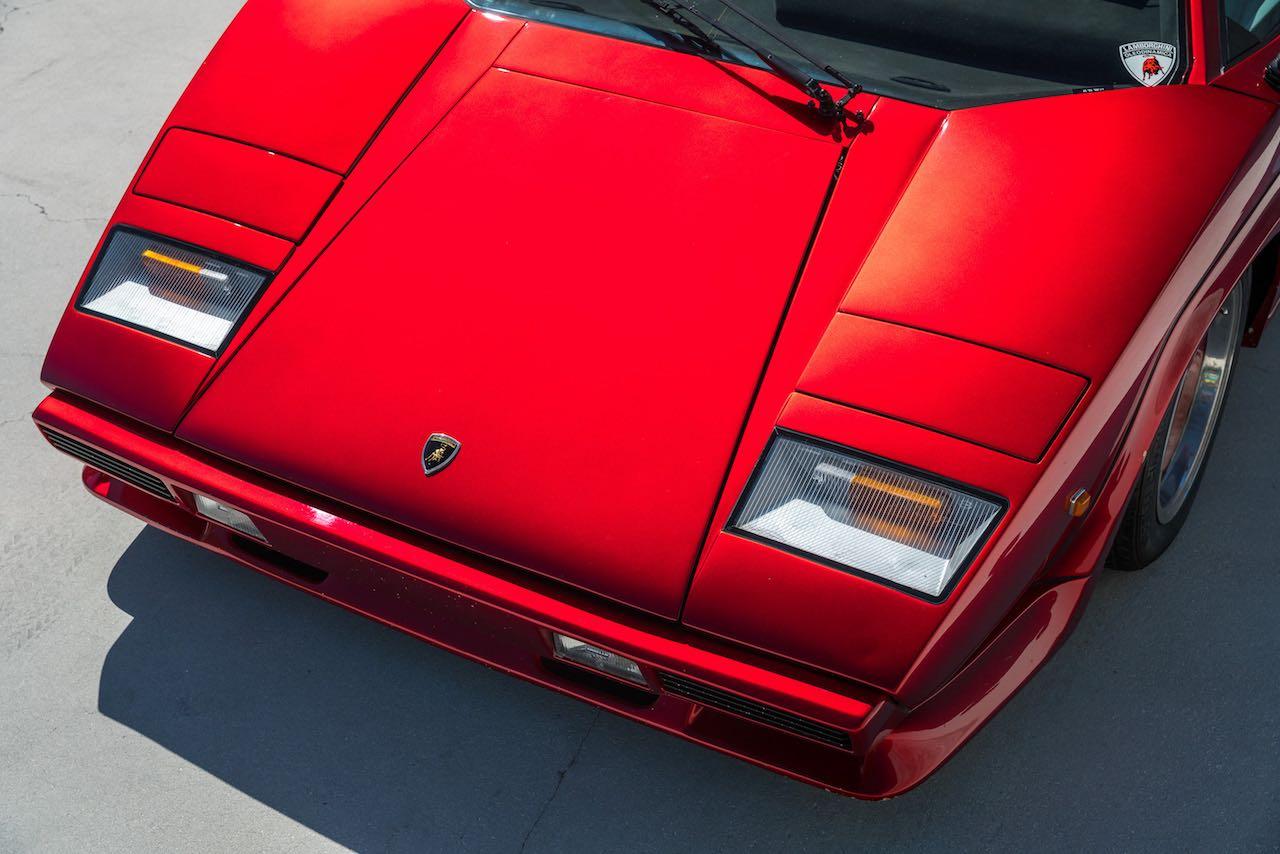 '80 Lamborghini Countach S Turbo... Une belle histoire ! 47