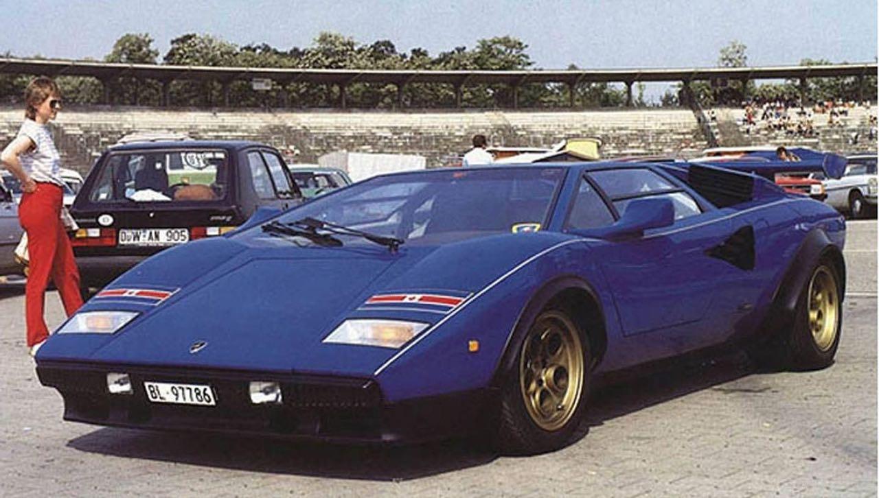 Lamborghini Countach Wolf Specials : Les jouets de Walter ! 29