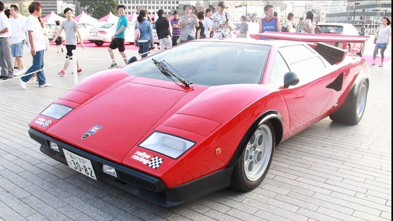 Lamborghini Countach Wolf Specials : Les jouets de Walter ! 35