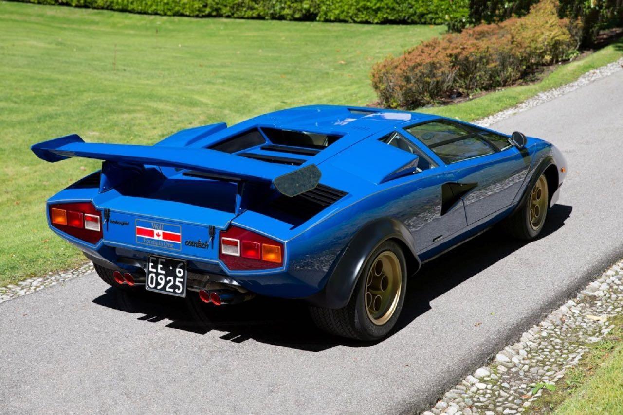 Lamborghini Countach Wolf Specials : Les jouets de Walter ! 38