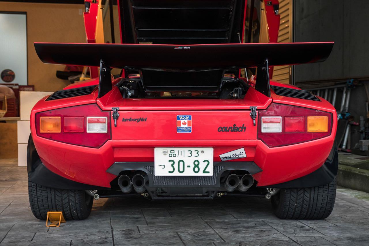 Lamborghini Countach Wolf Specials : Les jouets de Walter ! 39