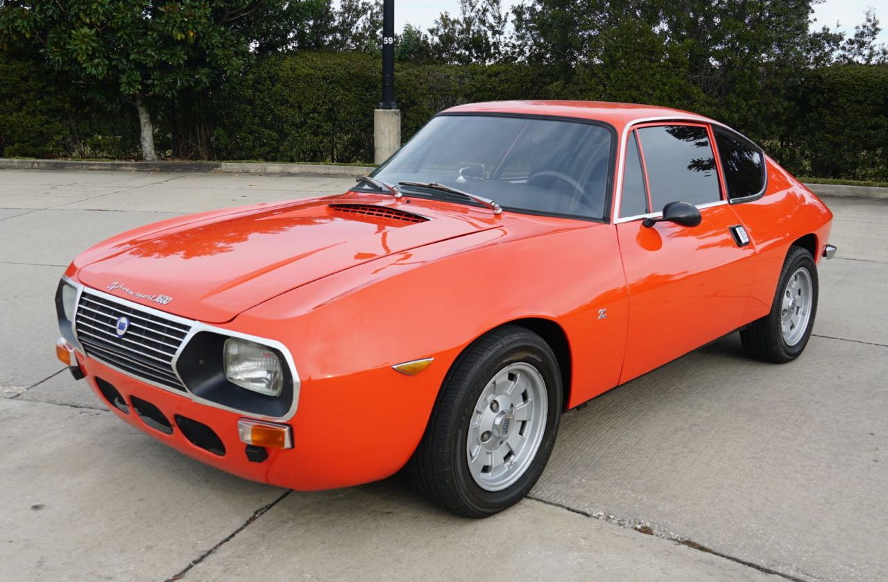 Lancia Fulvia Sport Zagato... CoupeZ ! 11
