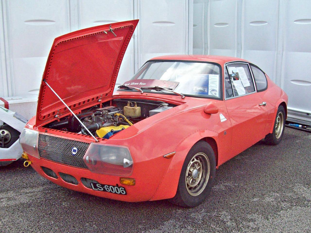 Lancia Fulvia Sport Zagato... CoupeZ ! 19