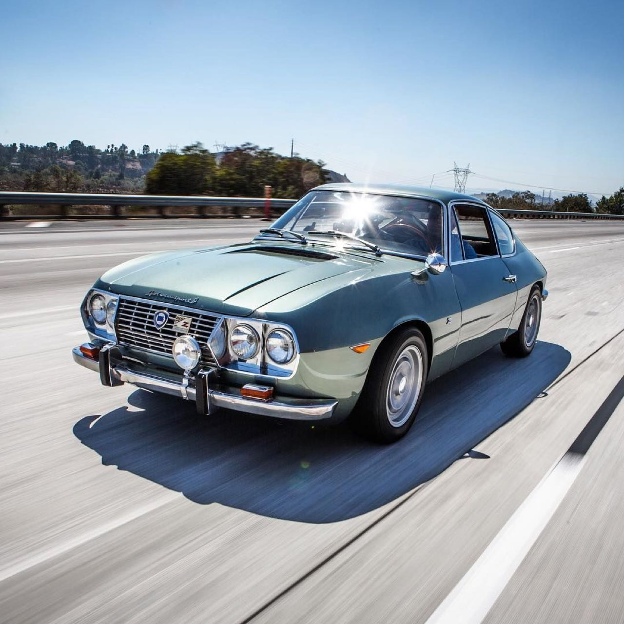Lancia Fulvia Sport Zagato... CoupeZ ! 23