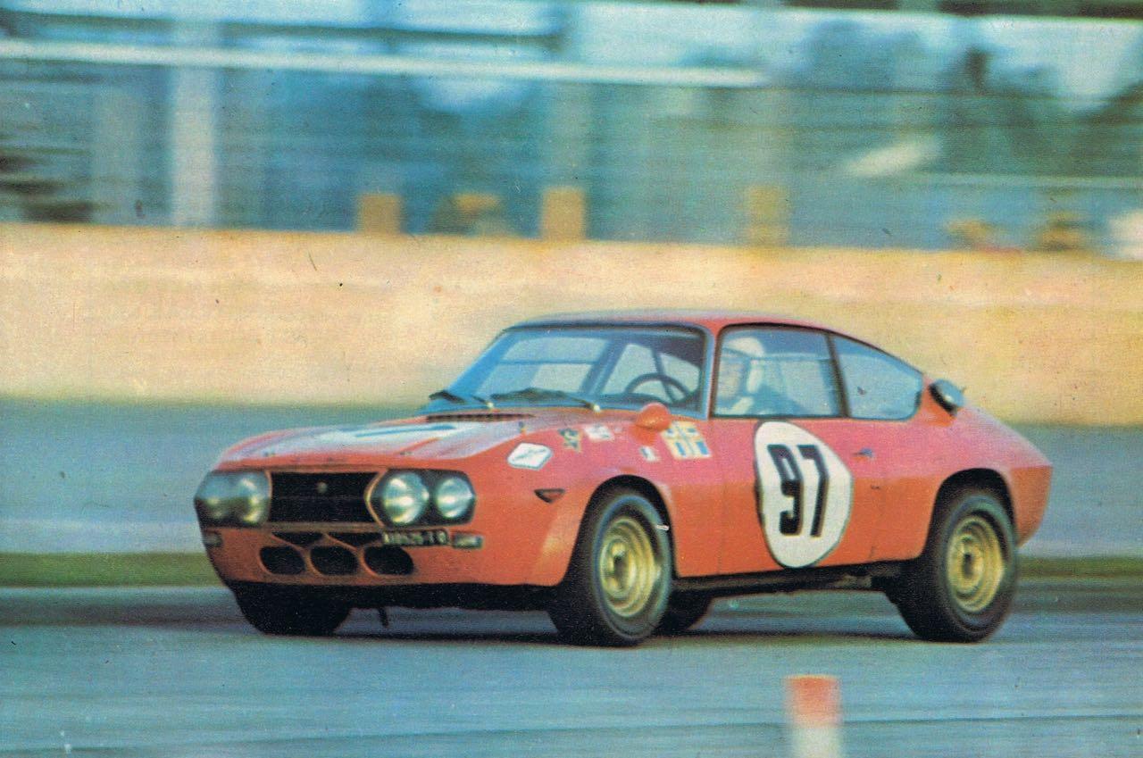 Lancia Fulvia Sport Zagato... CoupeZ ! 13