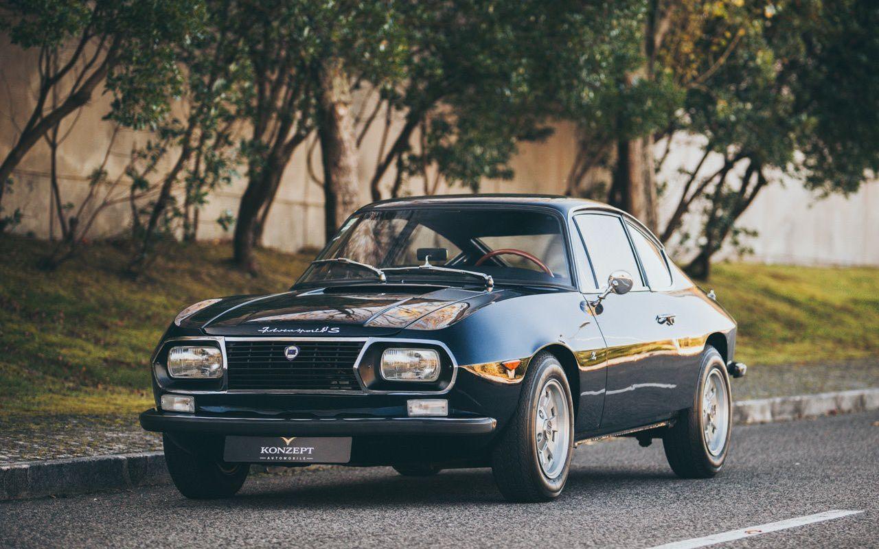 Lancia Fulvia Sport Zagato... CoupeZ ! 9