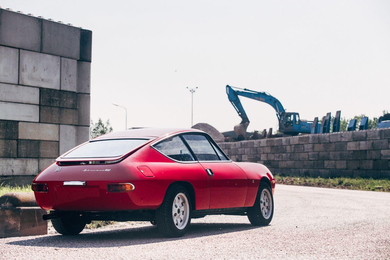 Lancia Fulvia Sport Zagato... CoupeZ ! 14