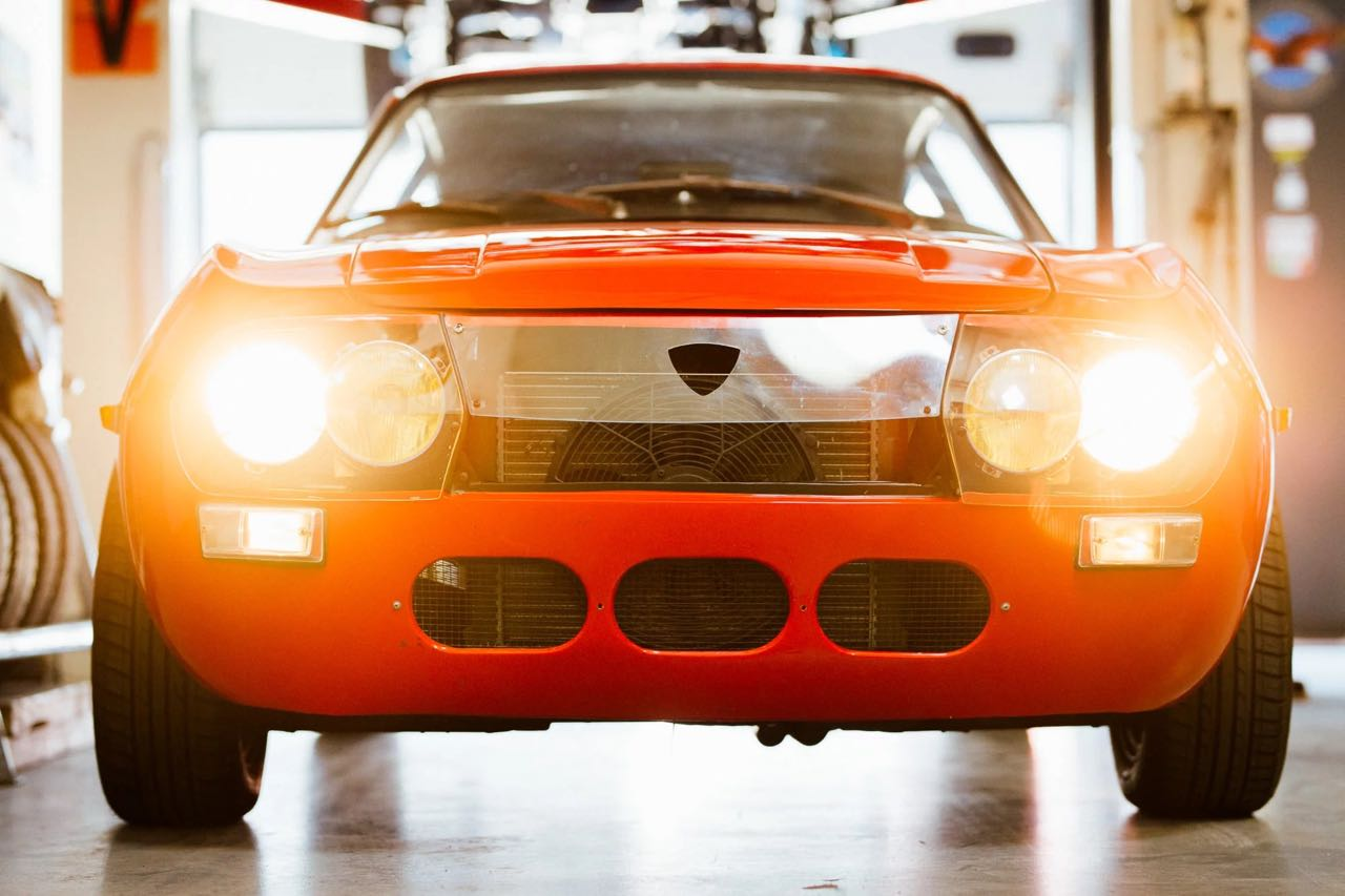Lancia Fulvia Sport Zagato... CoupeZ ! 1