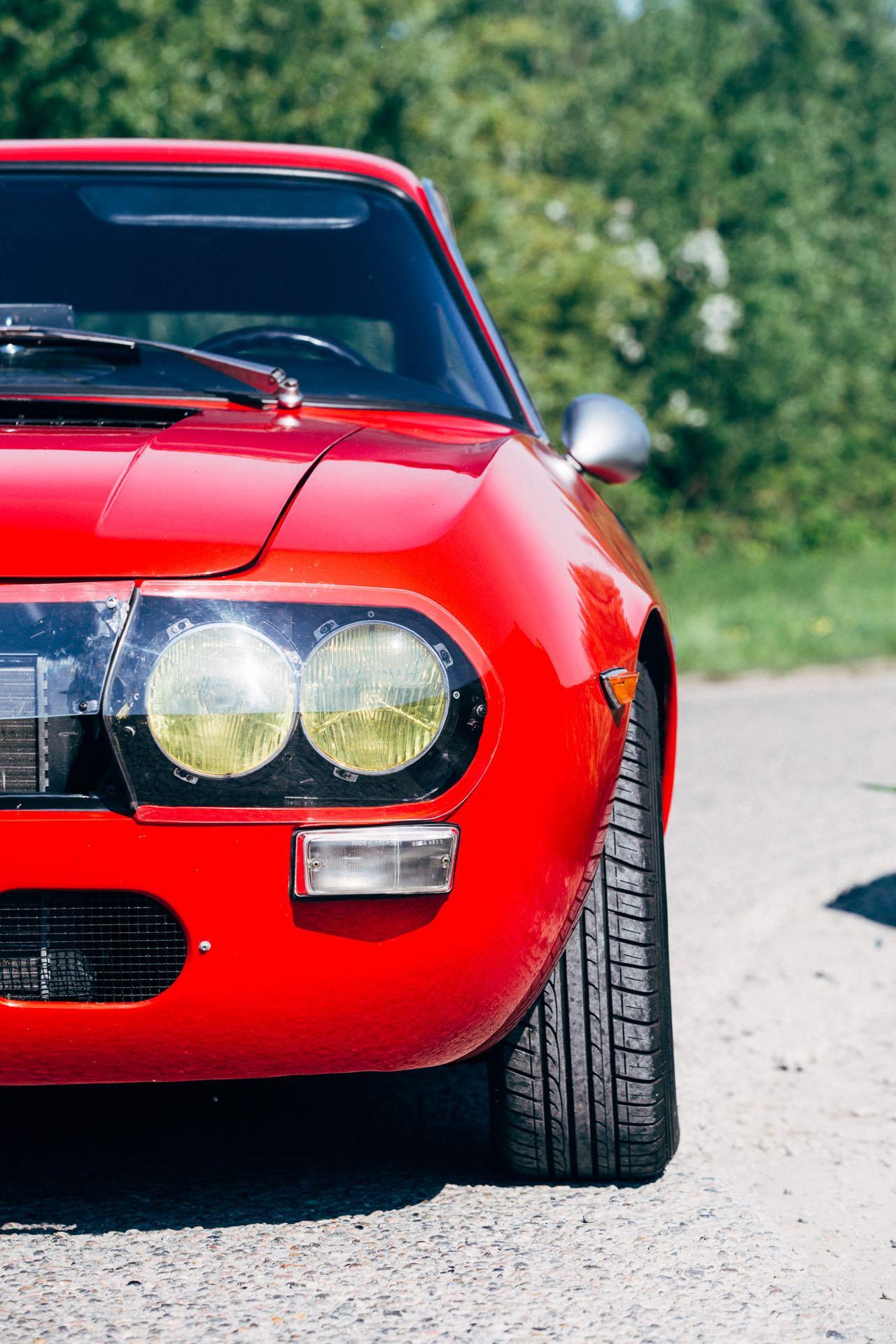 Lancia Fulvia Sport Zagato... CoupeZ ! 7