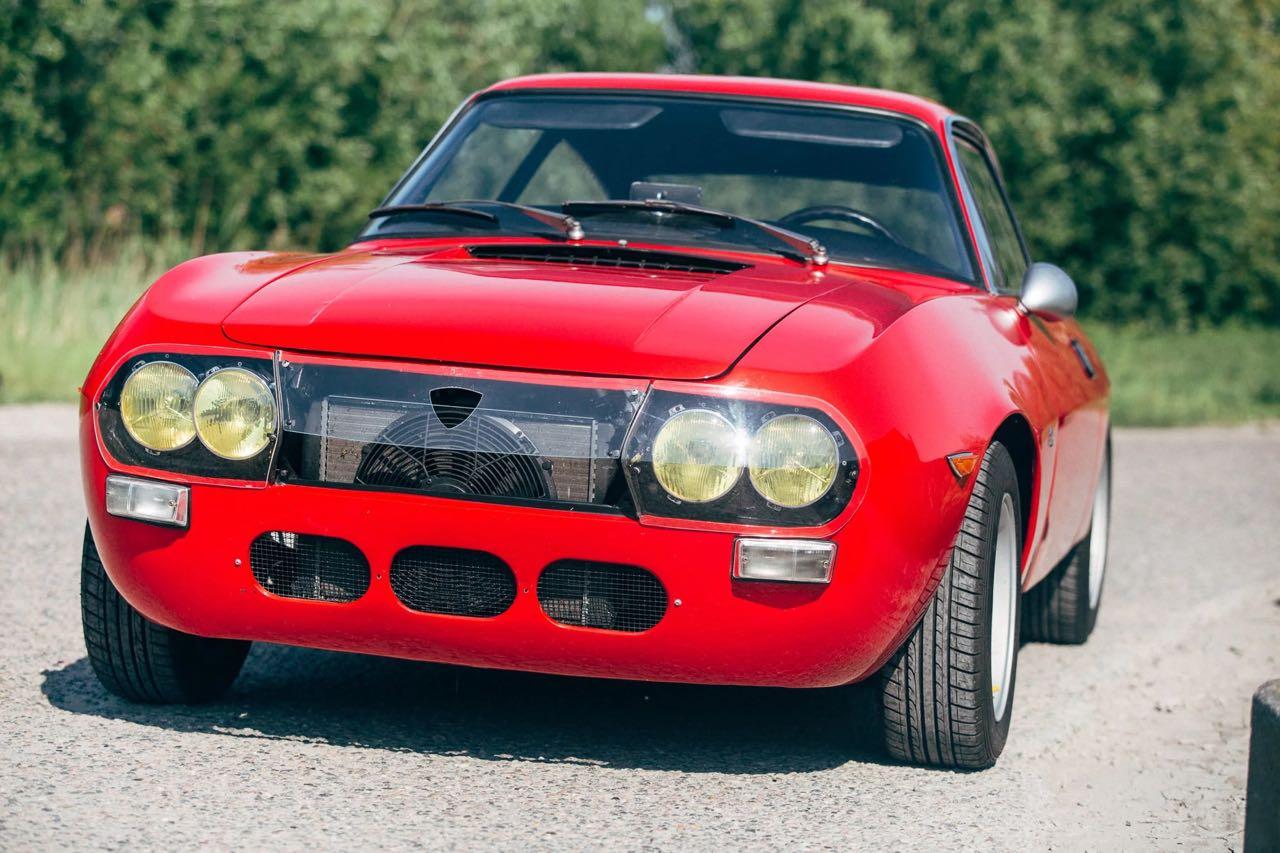 Lancia Fulvia Sport Zagato... CoupeZ ! 12