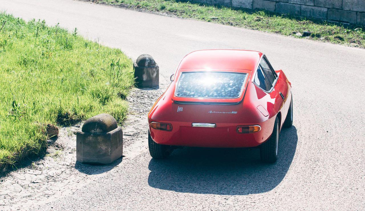 Lancia Fulvia Sport Zagato... CoupeZ ! 4