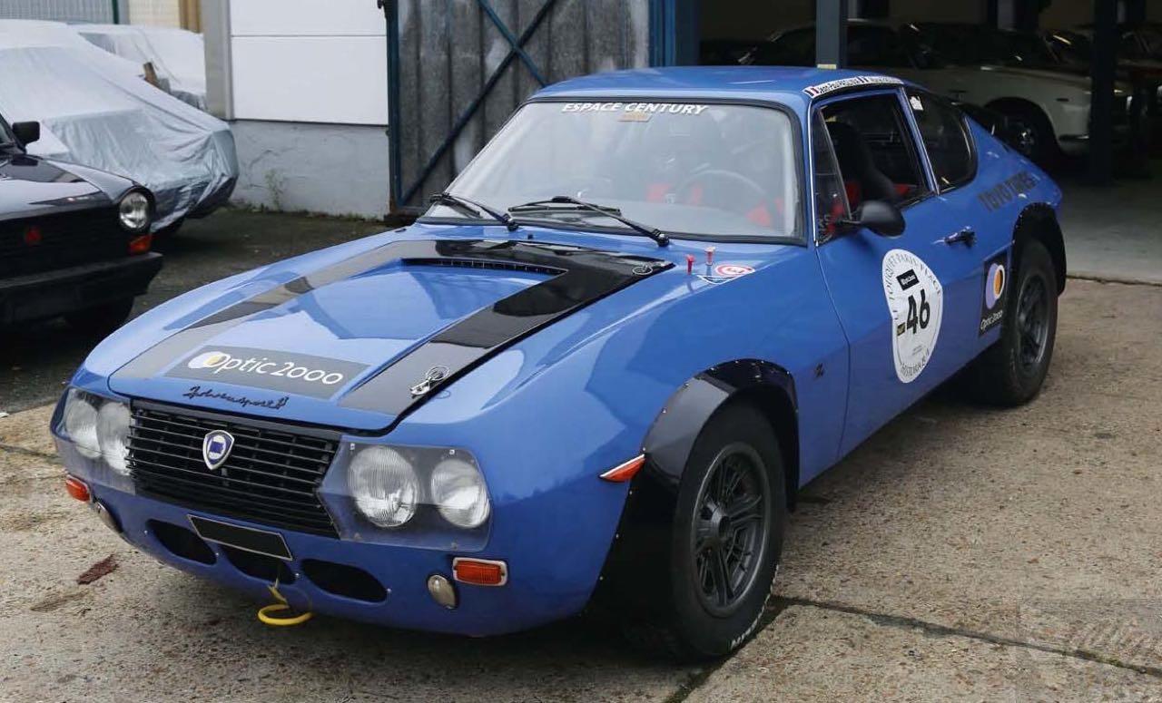 Lancia Fulvia Sport Zagato... CoupeZ ! 3