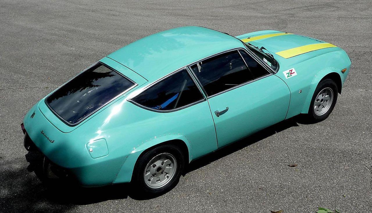 Lancia Fulvia Sport Zagato... CoupeZ ! 10