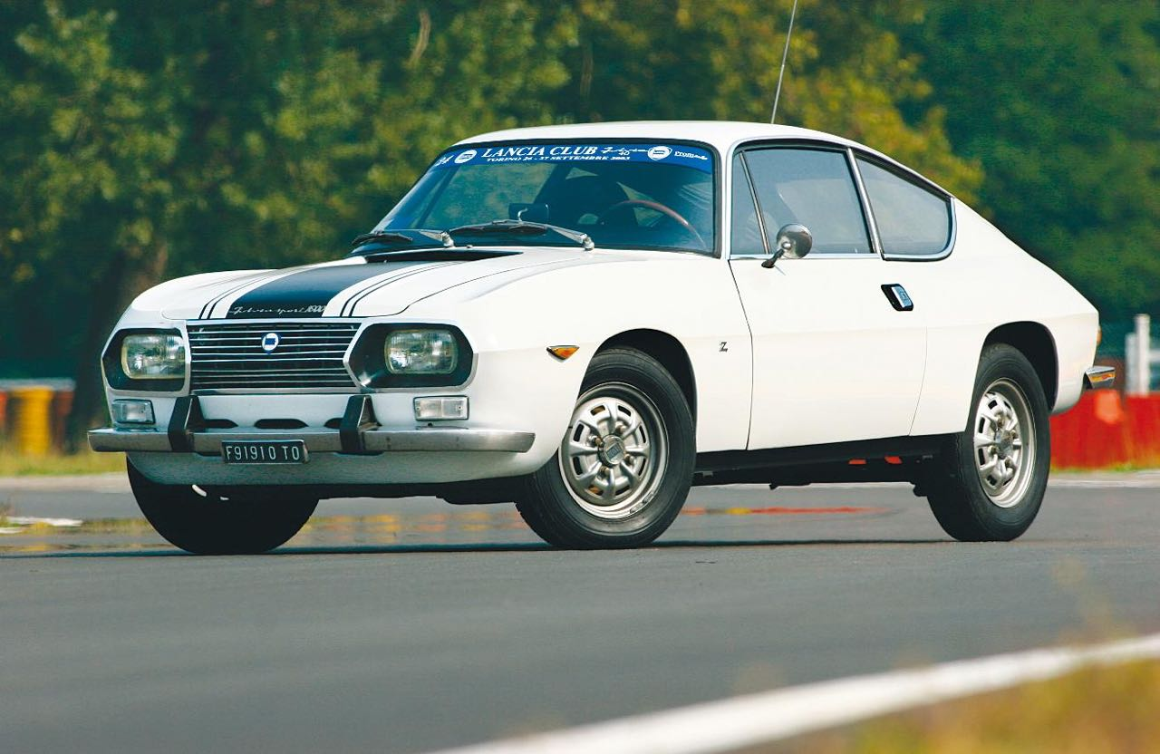 Lancia Fulvia Sport Zagato... CoupeZ ! 6