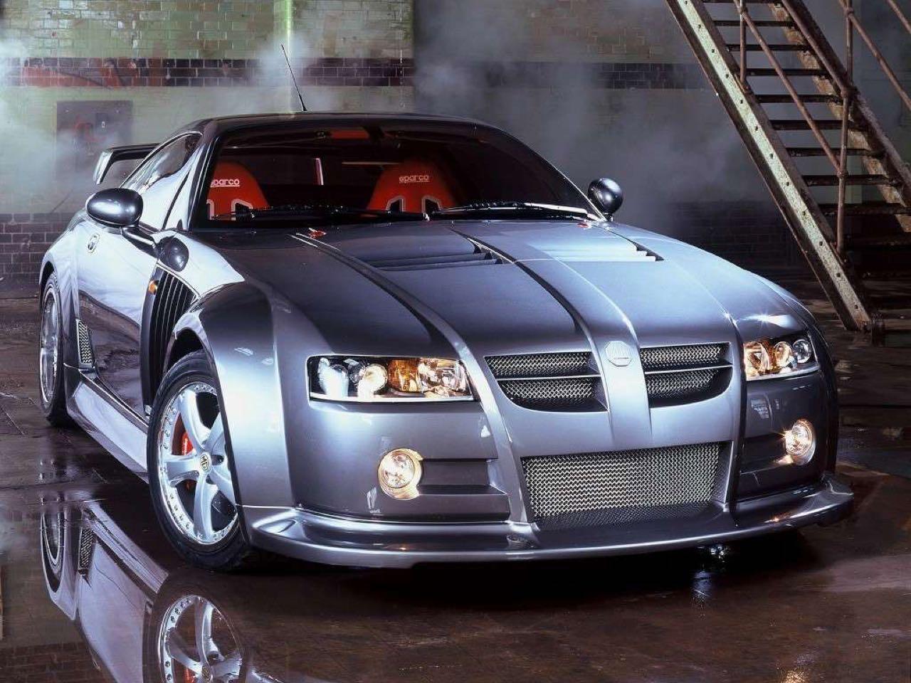 MG XPower SV-R... Le dernier espoir ! 1