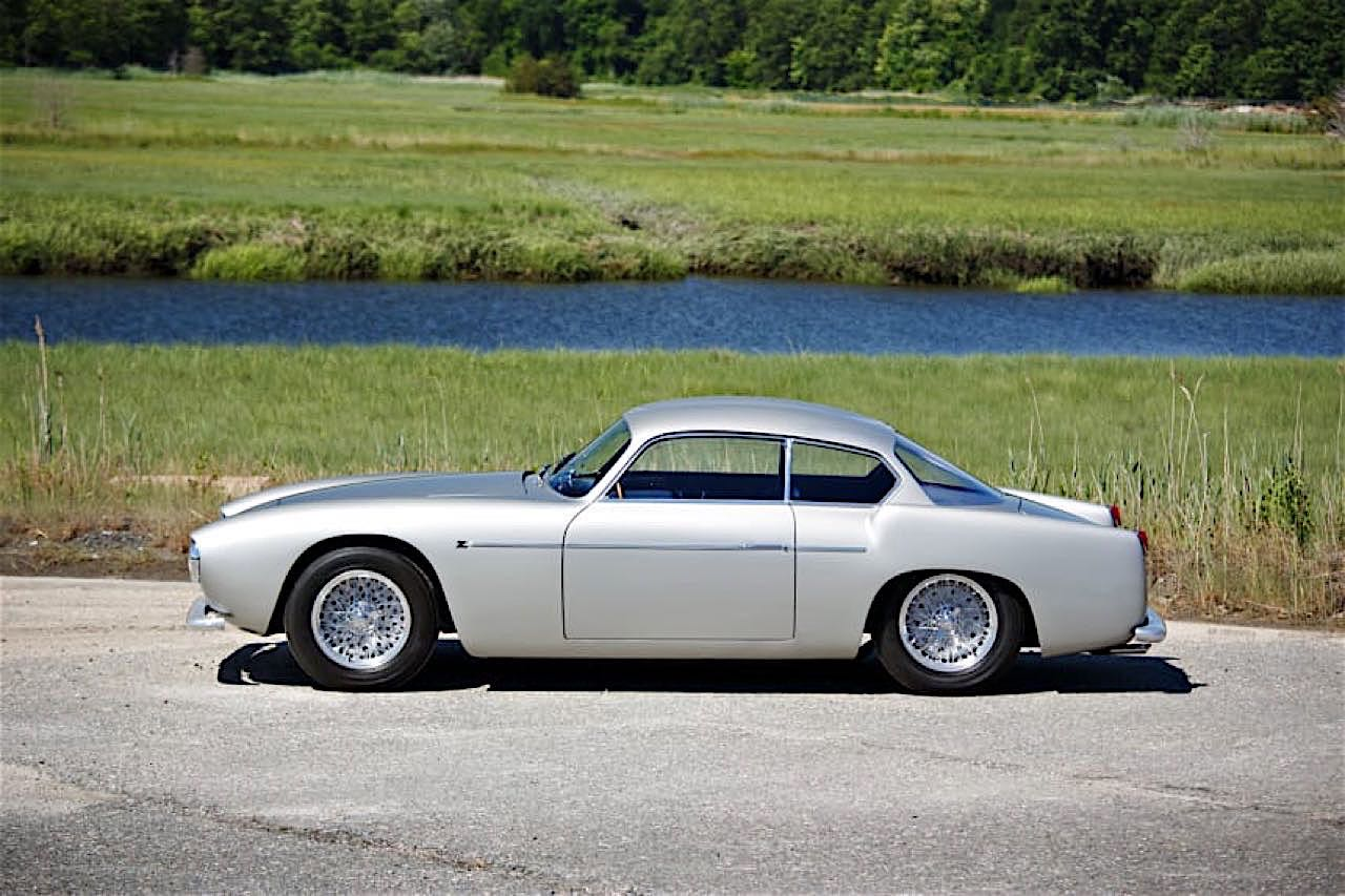 '56 Maserati A6G/54 Zagato... Deliziosamente sportivo ! 58