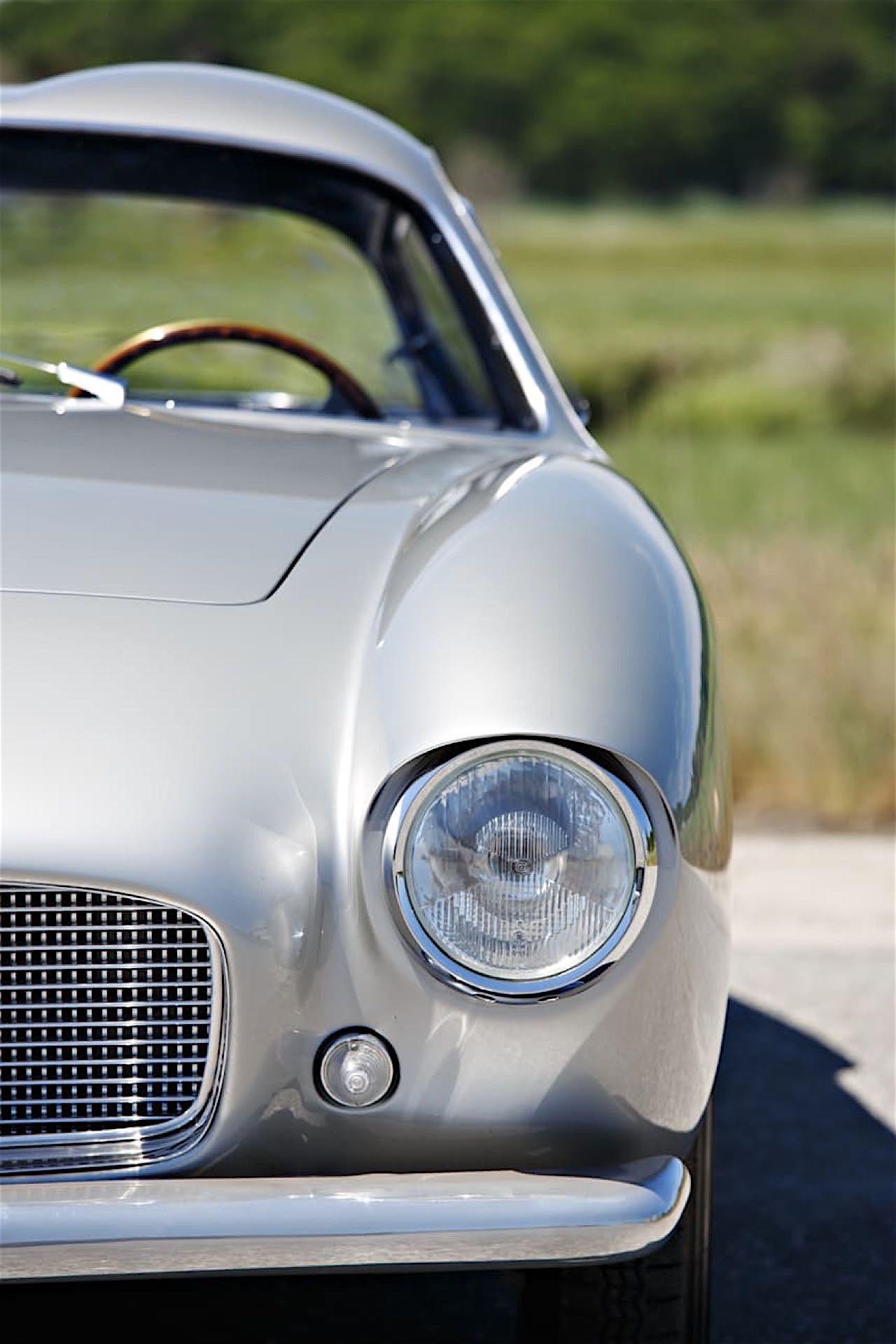 '56 Maserati A6G/54 Zagato... Deliziosamente sportivo ! 62